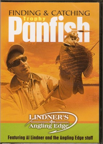 - Lindner's Angling Edge Finding & Catching Trophy Panfish DVD