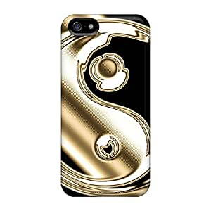 Excellent Design Yingyang 10 Cases Covers For Iphone 4/4S Kimberly Kurzendoerfer