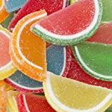 Assorted Fruit Jell Slices 5LB Box (Bulk)