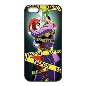 Custom Harley Quinn Plastic Case for iphone 4 4s,iphone 4 4s, DIY Harley Quinn iphone 4 4s Shell Case, Customized Harley Quinn iphone 4 4s Cover Case