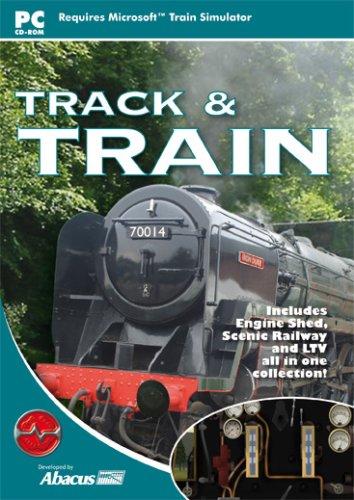 793e591f8e Track and Train (Collection for Microsoft Train Simulator) (PC CD):  Amazon.co.uk: PC & Video Games