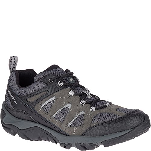 Merrell Men's Outmost Vent Sneaker, Granite, 12 M US by Merrell
