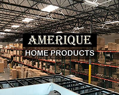 AMERIQUE 691322306910 800SQFT Premium 3MM Thick Super Quiet Floor Underlayment Padding with Tape & Vapor Barrier 3-in-1 Heavy Duty, 800 Squareft, Royal Blue, Square Feet