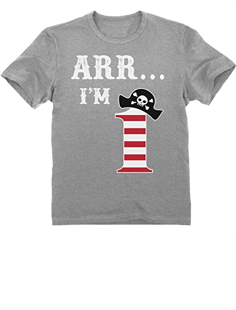 Green Turtle T Shirts ARR Im 1 Pirate First Birthday 1st Bday Party