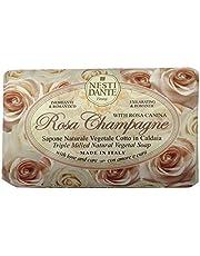 Nesti Dante Zeep Roze Champagne 150 g, per stuk verpakt (1 x 150 g)