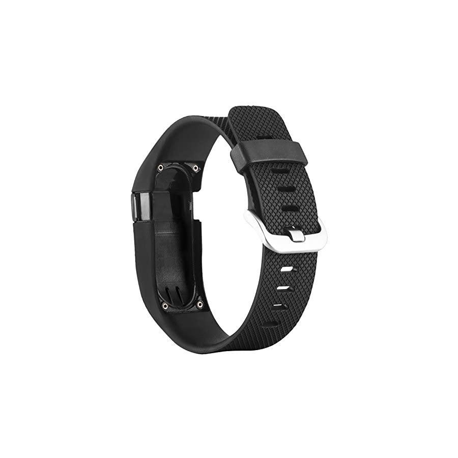 ZEROFIRE for Fitbit Charge HR Bands, Replacement Accessories Strap for Fitbit Charge HR