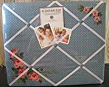 The French Memo Board - A Creative Display for Photos, Mementos, Greeting Cards and Much More- Floral - Factory Sealed by The French Memo Board
