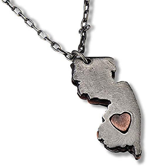 jersey necklace