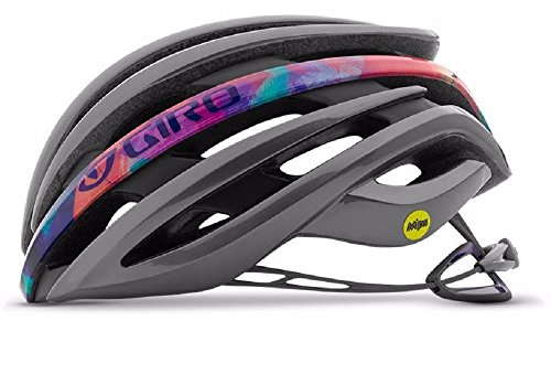 Giro-Ember-MIPS-Titanium-Rio-Ladies-Bike-Helmet-Size-Medium