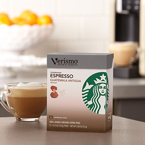 Starbucks Guatemala Antigua Espresso Verismo Pods - 96ct by Starbucks