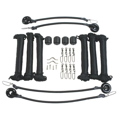 Lees Deluxe Rigging Kit - Lee's Deluxe Rigging Kit - Double Rig Up to 37ft.