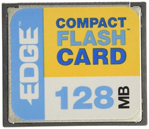 Edge Tech Corporation 128mb Edge Premium Compact Flash Card (c ()