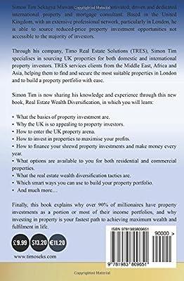 Real Estate Wealth Diversification: Simon T Muwanguzi