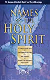 img - for Names of the Holy Spirit Pamphlet by Rose Publishing book / textbook / text book