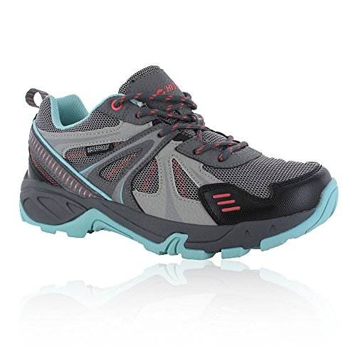 Hi-Tec Hurricane Agua Proof Women's Multi-Sport Trainers - SS18 Azul