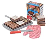 Melissa & Doug Wooden Bake and Serve Brownies