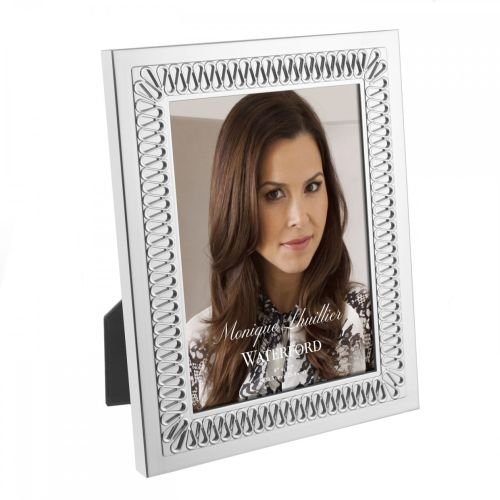 Waterford Monique Lhuilier Opulence Metal Picture Frame Collection 8x10'' Frame by Waterford