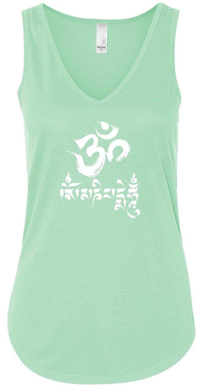 Yoga Clothing For You Ladies Om Mani Padme Hum Tank Top