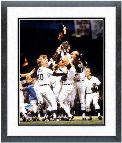Detroit Tigers 1984 World Series Celebration Photo (Size: 12.5