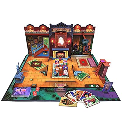 13 Dead End Drive: Toys & Games
