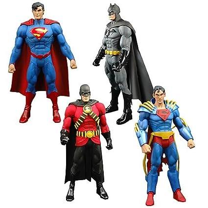 DC Universe All Stars Wave 1 Action Figure Set
