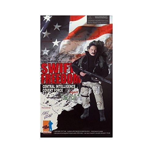 1/6 Scale Dragon Models Swift Freedom CIA Agent