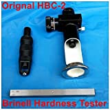 HBC-2 Portable Hammer Hitting Brinell Hardness Tester With Readout Microscope