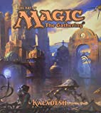 Book cover from The Art of Magic: The Gathering - Kaladesh by James Wyatt