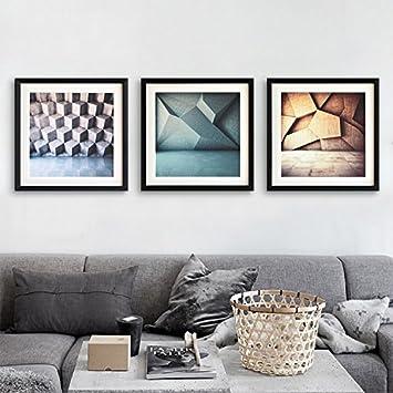 DUCHENGYUAN ZZZSYZXL Abstract modern minimalistische Wohnzimmer ...