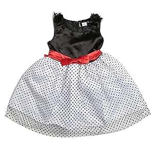 Mela Multi Color Dress For Girls