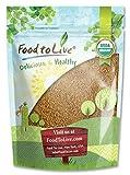 Organic Alfalfa Sprouting Seeds, 3 Pounds - Non-GMO, Kosher, Raw, Vegan, Bulk