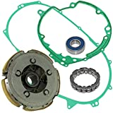 CALTRIC WET CLUTCH CARRIER KIT w/GASKETS Fit YAMAHA GRIZZLY 600 YFM600F 1998-2001