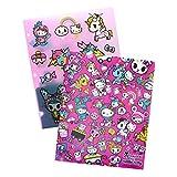 Tokidoki x Hello Kitty School Office Portfolio File Folder : Set of 2