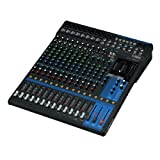 Yamaha MG16XU 16-Input 6-Bus Mixer with Effects