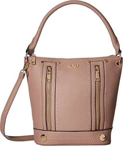 Xoxo Hobo Handbag - XOXO Womens Uptown Hobo Mauve One Size