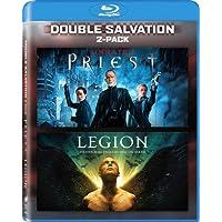 Deals on Legion (2010) / Priest (2011) (Blu-ray)