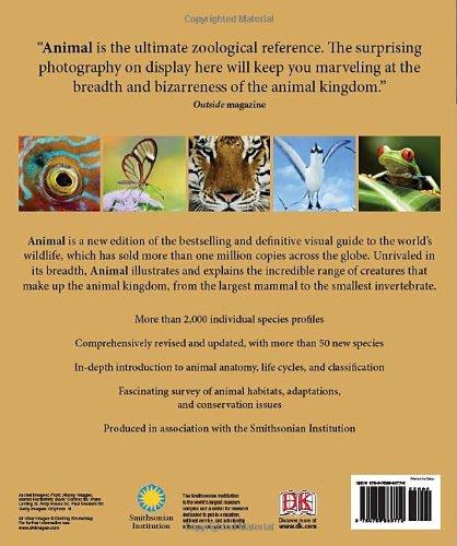 Animal: The Definitive Visual Guide: DK: 9780756686772: Amazon.com ...