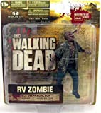 2012 The Walking Dead Series 2 RV Zombie Action Figure New in Box Rare!!! Hot!!!