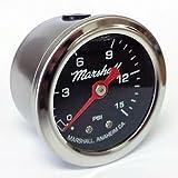 LB00015 Liquid Filled Fuel Pressure Gauge