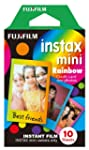 Fujifilm Instax Mini Rainbow Film (Pa...