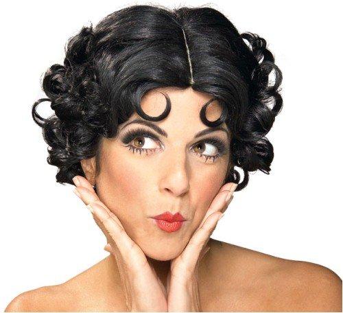 Betty Boop Wig Costume ()
