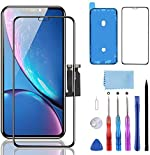 YPLANG for iPhone XR Screen Replacement, LCD Display Touch Screen Digitizer