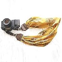 Mimi Green Honey Scarf DSLR Camera Strap