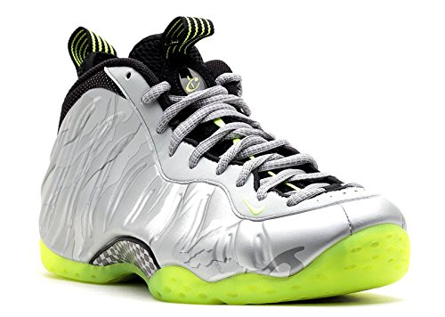 release date 1c02f 00a6a Nike Men s Air Foamposite One PRM Mtllc Slvr VLT Blck MTLC Cl Gr Basketball  Shoe 9 Men US (B00II51Z44)   Amazon price tracker   tracking, Amazon price  ...