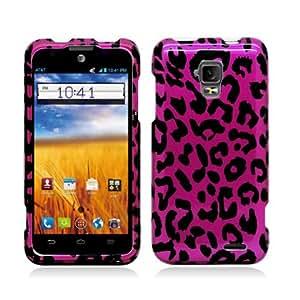 For ZTE Z998 Image, Leopard Hot Pink (2D)