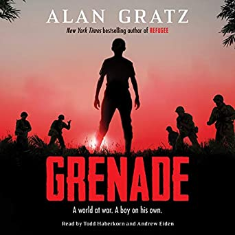 Grenade (Audio Download): Amazon in: Alan Gratz, Todd Haberkorn
