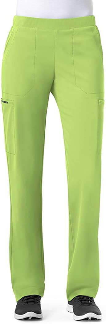 WonderWink Women's Hp Plus Size Trouser Scrub Pant