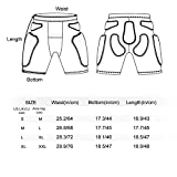 PELLOR Protective Padded Shorts for