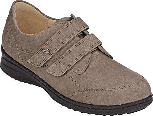 Mujer Para Finn Zapatos Gris de Comfort Gris Cordones XTvwIzqxv