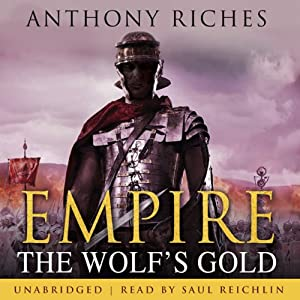 The Wolf's Gold: Empire V Audiobook